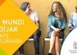 Campus Mundi ösztöndíj hallgatók számára 2018