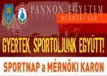 PROGRAM - SPORTNAP (2014. október 3.)
