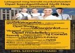 Opel Nyílt Nap Szentgotthárdon