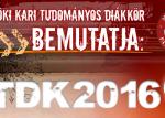 KTDK 2016 - Eredmények