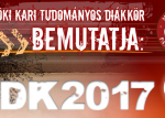 2017. évi tavaszi Kari TDK Konferencia