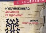 Tudomány a kocsmában - Nyelvrokonság: ábrándok és tudomány