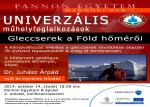 Meghívó - Dr. Juhász Árpád: Gleccserek a Föld hőmérői