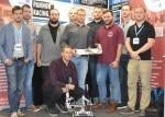 2 különdíj, összesített V. helyezés a Pannon Racing-gel a Techtogether 2017 versenyen